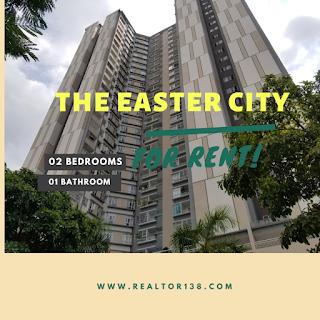 cho thuê căn hộ 2 phòng ngủ the easter city