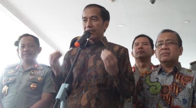 Jokowi Ingin Shalat Jumat di Istiqlal pada 4 November, tetapi Dilarang