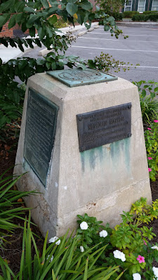 Old Tallahassee Meridian Marker