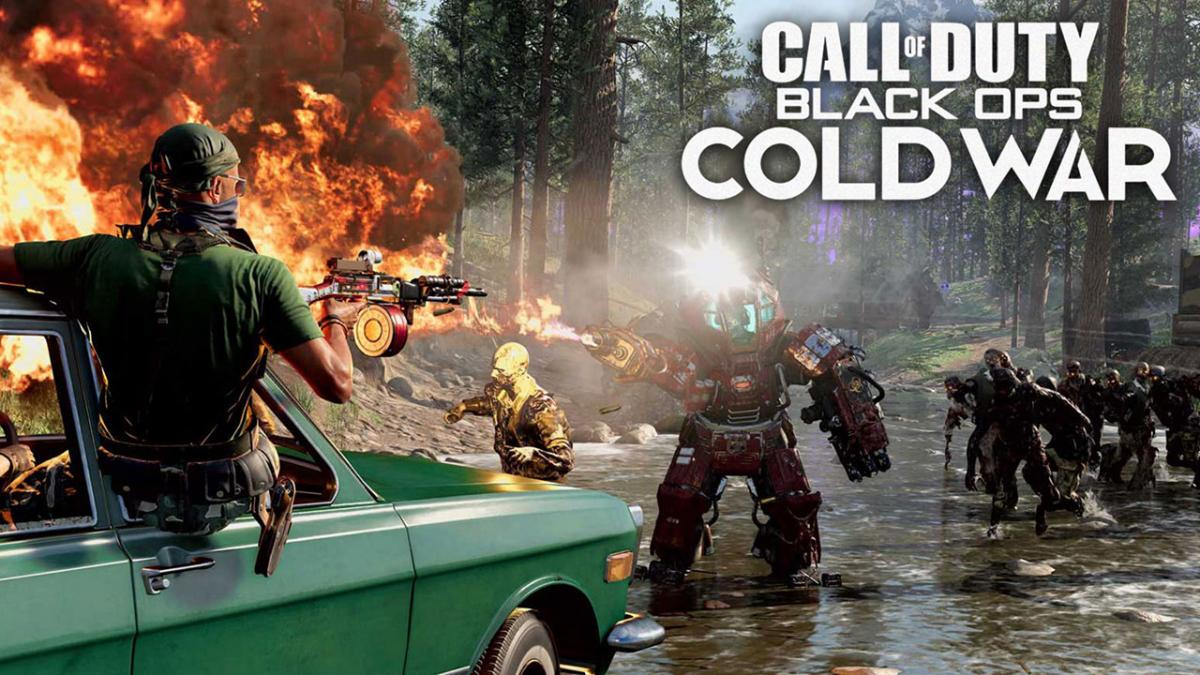 Call of Duty Cold War: how to get perks, free weapons and the best loot in Outbreak mode