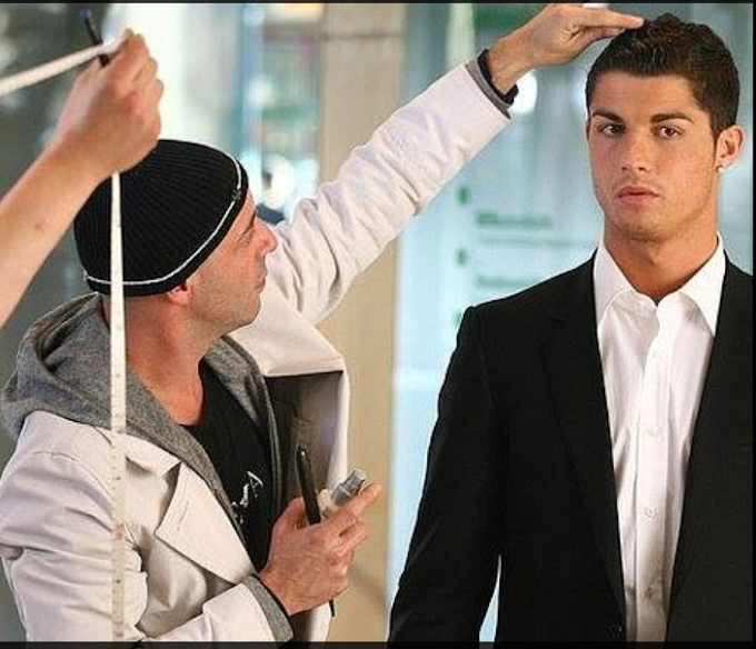 Cristiano Ronaldo's Hairdresser Found Stabbed to Death in Hotel Room, 39-Year-Old Arrested