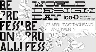 Pesan Moral Poster Kerumunan Pensil dari Komunikotavisual, dalam Peringatan World Graphic Design Day