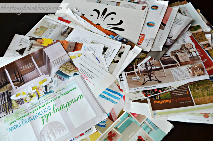 Magazine Inspiration Mess