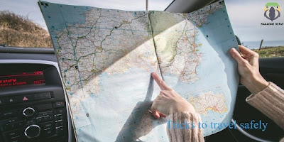 Do you know the most important tricks to travel safely