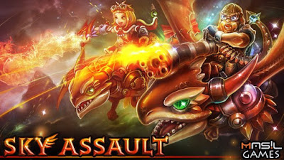 Sky Assault terbaru For Android v0.2.6  Apk