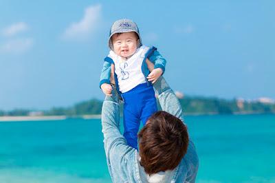 沖縄 ロケーションフォト 赤ちゃん