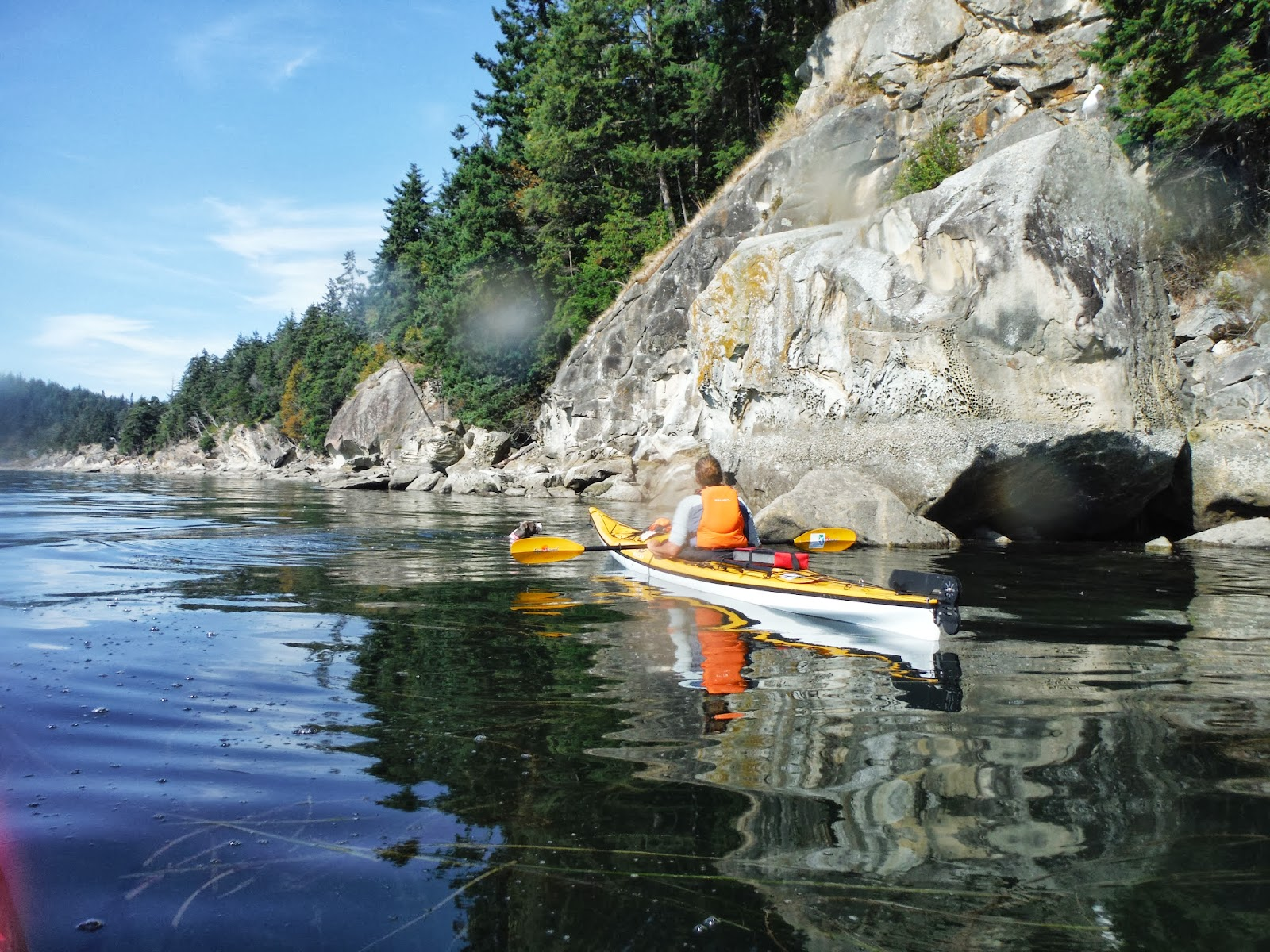 No Wrong Turns - Exploring the Pacific Northwest: Larrabee State Park Kayak  Day Trip