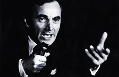 Charles Aznavour - Yo Te Dare Calor