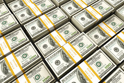 The dollar rose for the third day in a row, today's currency rate