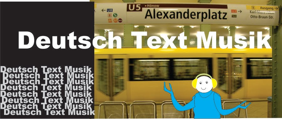 Deutsch Text Musik
