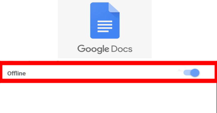 How To Use Google Docs Offline?