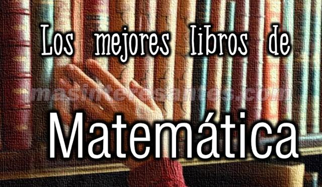 Libros de matemática