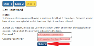 bsnl selfcare password create image