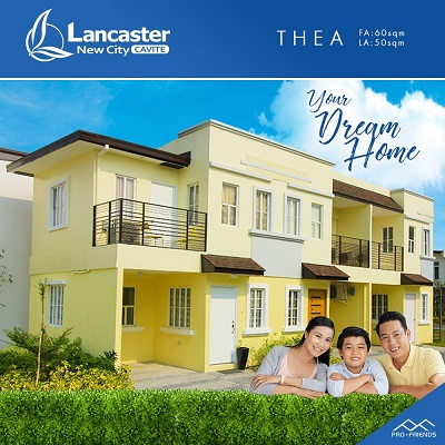 Achive your dream home here in Lancaster New City