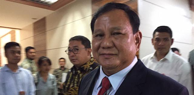 Di Mata Prabowo, Pertahanan Adalah Sebuah Investasi