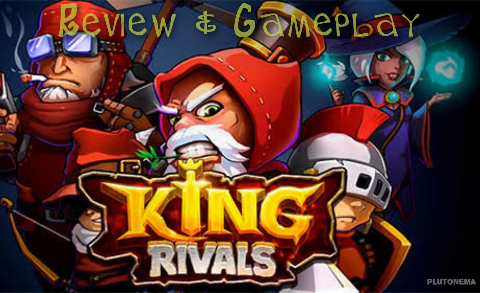 android, game, kabar game, king rivals premium, review game, game android paling seru,