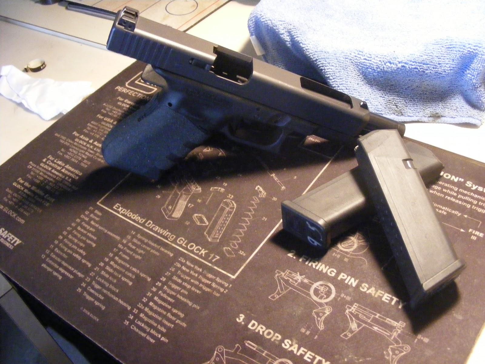 Glock 21 vs 41