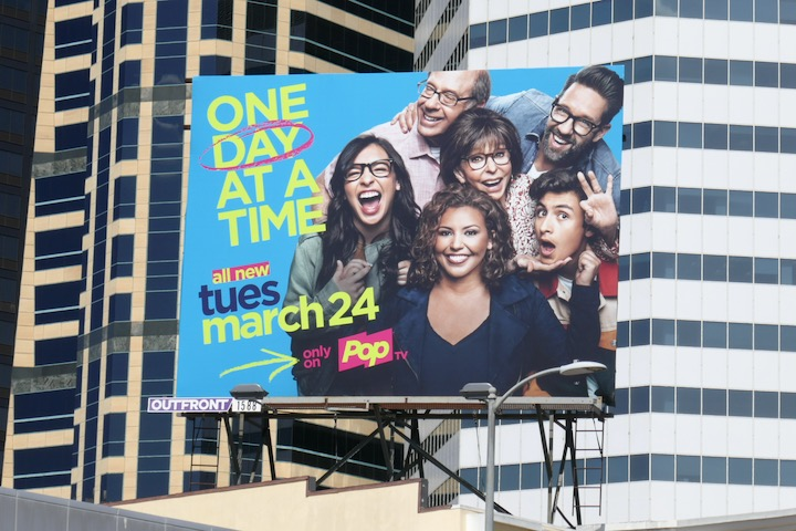One Day at a Time season 4 billboard