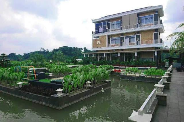 hotel pancur gading resort