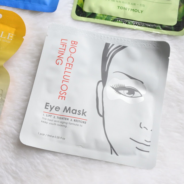 Swissvita Bio-Cellulose Lifting – Eye Mask
