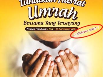 Rebut Peluang Pakej Umrah bersama Power Root