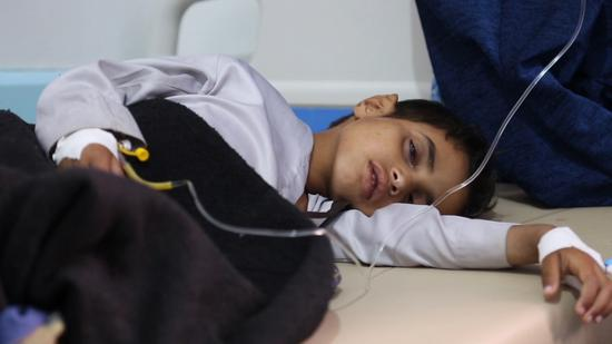Al menos 193 niños han muerto de cólera en Yemen en lo que va de año