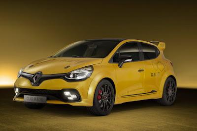 Migliorie Tecniche per la Clio RS