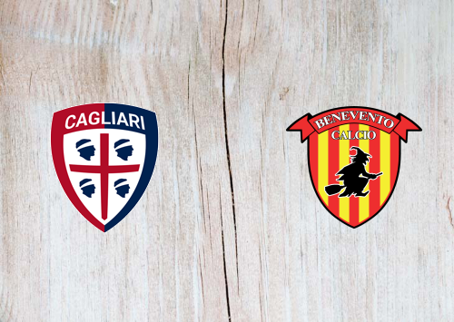 Cagliari vs Benevento -Highlights 06 January 2021