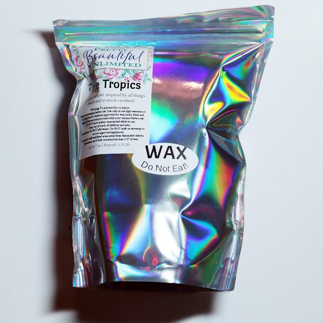 Pretty Beautiful Unlimited The Tropics Wax Sampler