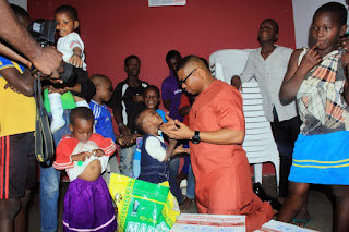 GIST: CEO Of Divine Klass Entertainment Celebrated his Birthday in Grand Style