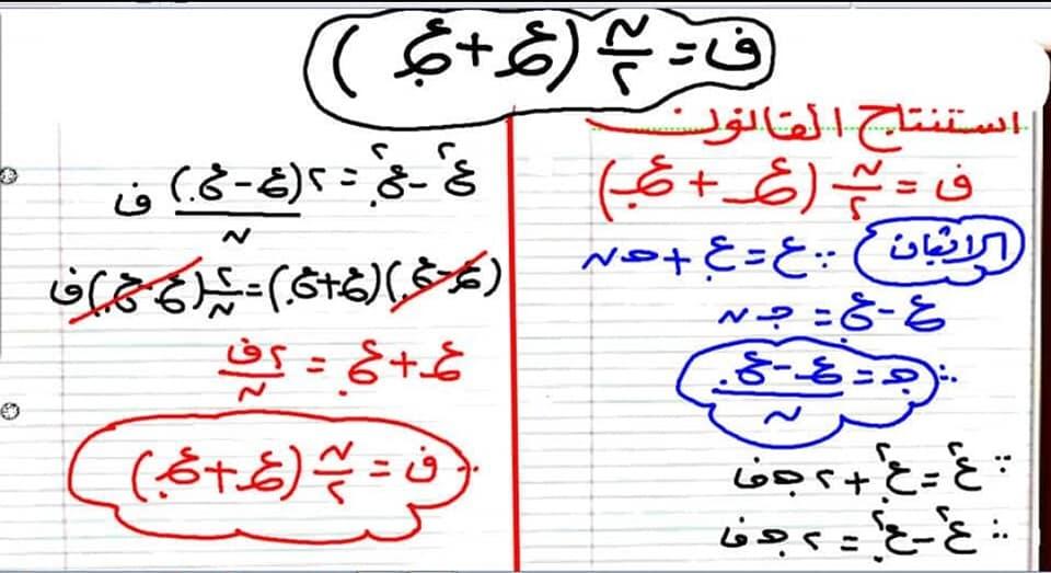 مراجعة تطبيقات الرياضيات ٢ ثانوي علمى أ/ أشرف حسن عبده 5