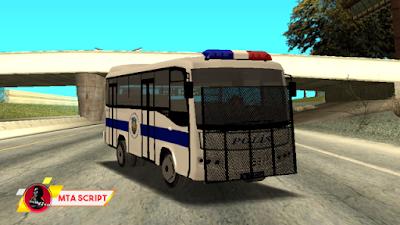 MTA:SA Çevik Kuvvet Otobüsü