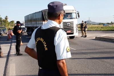 Ceará registra queda de 64% nos roubos de carga em todo o Estado em 2019