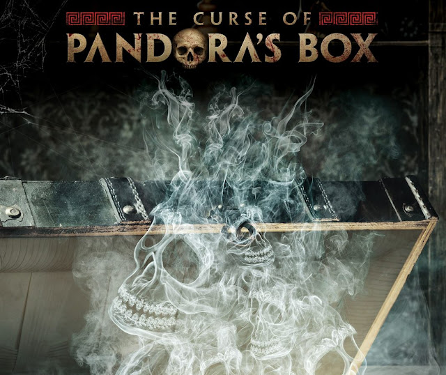 Maldição da Caixa de Pandora anunciada para Halloween Horror Nights no Universal Studios Hollywood