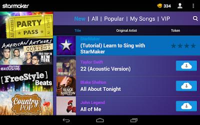 karaoke di android