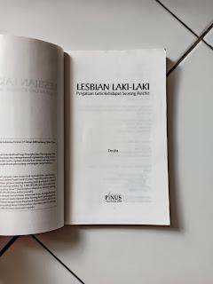 Lesbian Laki-Laki: Pengakuan Getir Kehidupan Seorang Butchie