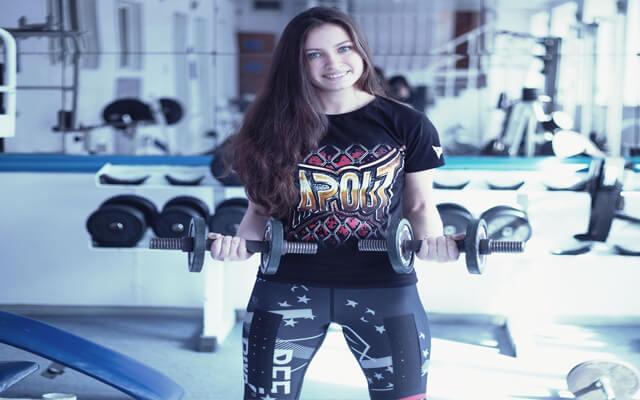 Gym Photo shoot fitness