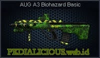 AUG A3 Biohazard Basic