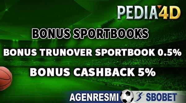 Bonus Sportbook Di Pedia4D