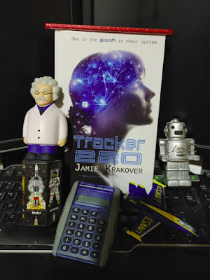 Operation Awesome #20Questions in #2020 of #NewBook Debut Author Jamie Krakover #science #scifi #robot