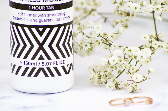 Lovelaughslipstick Blog - Skinny Tan New Express Mousse Fake Tan Review One Hour Tan