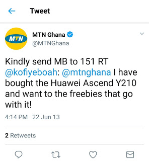 How To Activate Get MTN Ghana Free 50GB Data Bonus Vaild For 6Months