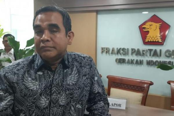 Gerindra Ungkap Ada Tawaran Masuk Kabinet Jokowi dari Pihak 'Sekitar' Istana