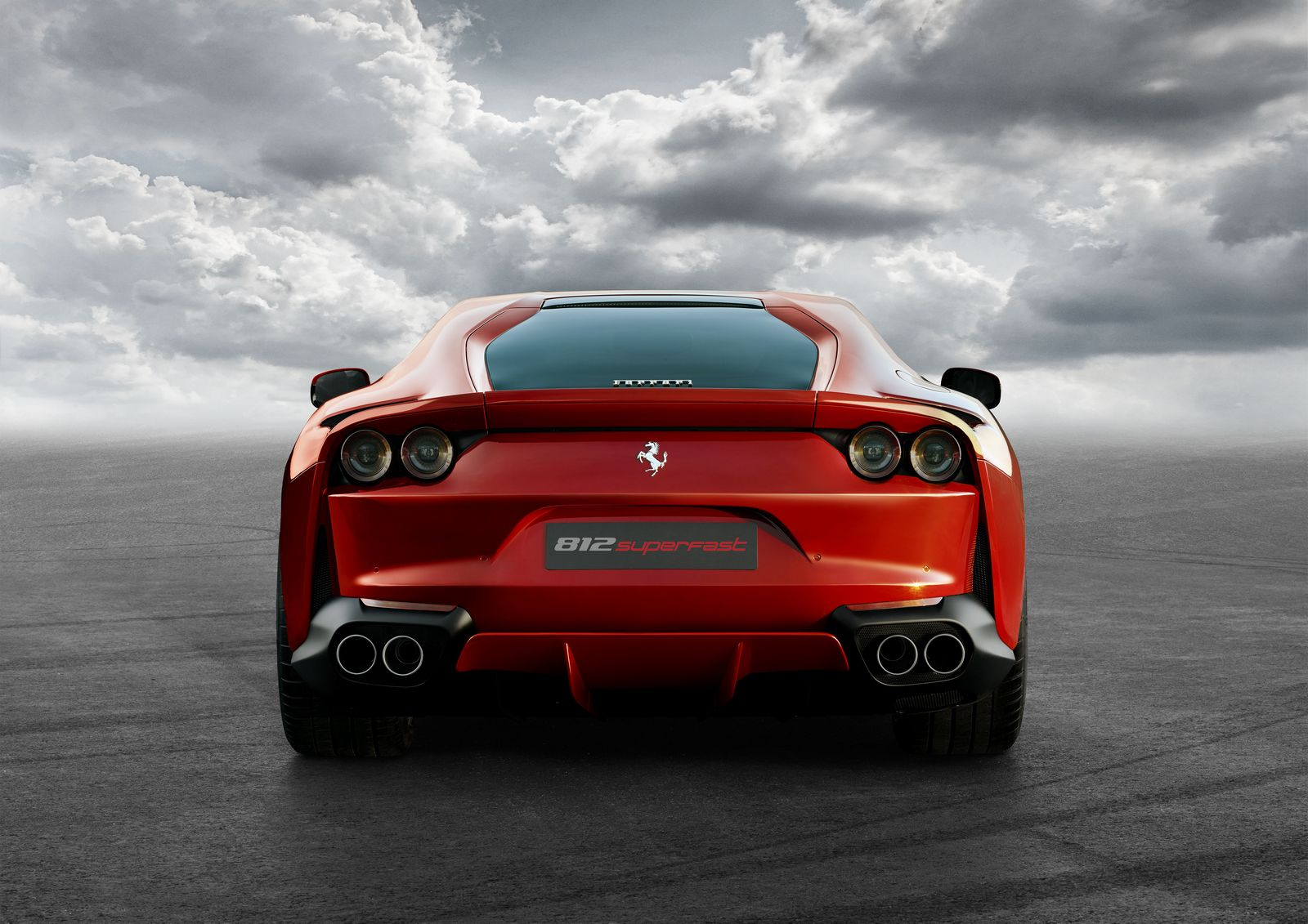 Ferrari 812 Superfast Bows With 789 Hp 6 5 Liter V12