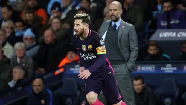 Messi e Guardiola doam 1 milhão de euros cada para luta contra coronavírus