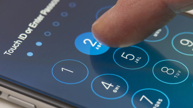 iPhone has minimal security holes compared to Android