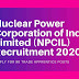 Nuclear Power Corporation of India Limited (NPCIL) Recruitment 2020