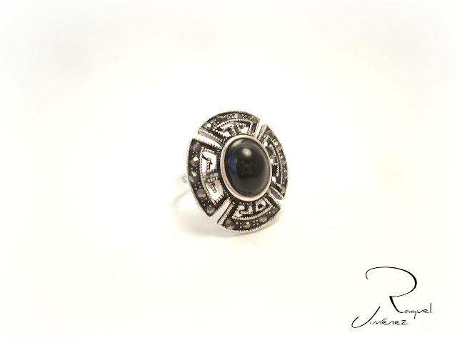 anillo vintage