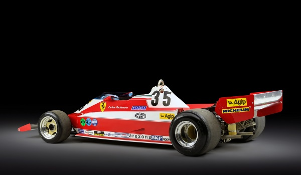 Ferrari 312 T3 Reutemann