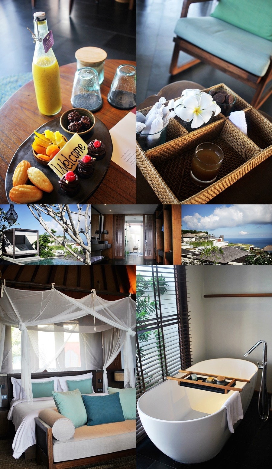 siy senses hotel bali room tour